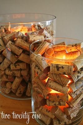 Les bougies de liège : un atout pour les dégustations de vin à la maison