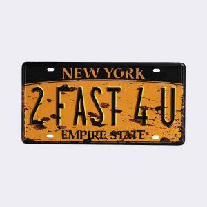 plaque-immatriculation usa newyork