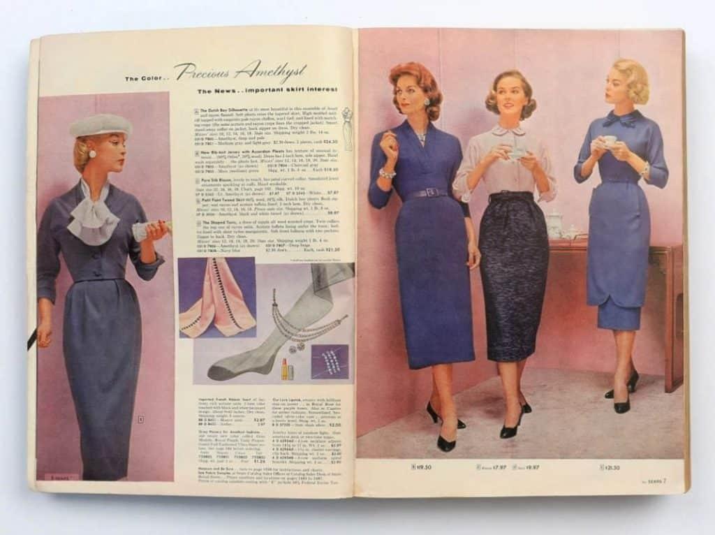 magazine vintage