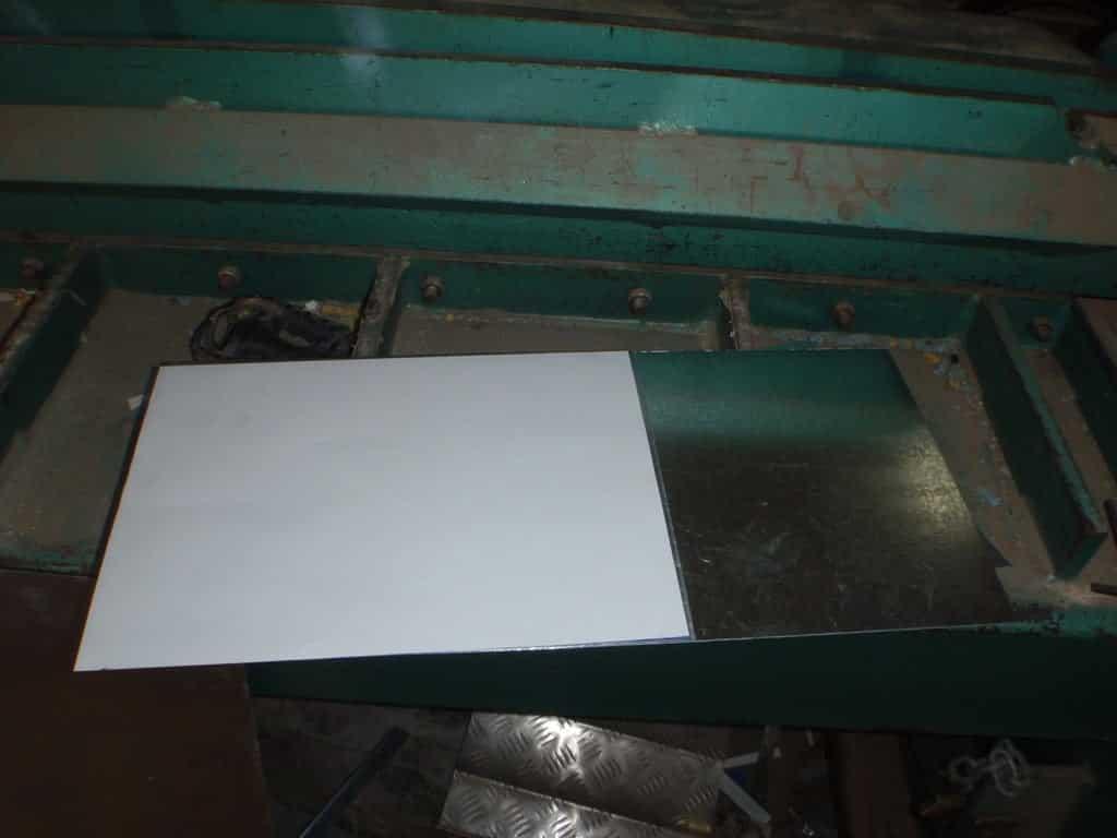marque découpe plaque metal   Comment faire une plaque émaillée